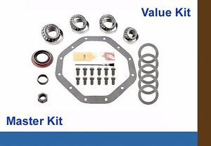 "high temperature Value Master Bearing Rebuild Overhaul Kit Chrysler Dodge 9.25"" 1969 to 2008"