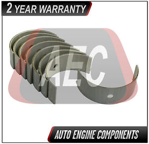 high temperature Rod Bearing Set Fits Hyundai Mitsubishi Scoupe Mirage 1.5 L 4G15 G4DJ #4-4475