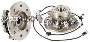 high temperature Dodge Ram 2500 1998-1999 Brand New Front Driver Side Wheel Hub Bearing Assembly