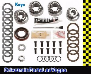 high temperature Dana 44 Master Bearing Rebuild Overhaul Kit 1967 TO 2006 Many Jeeps and More