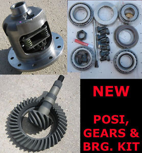 "high temperature Dodge Chrysler 9.25"" – 3.92 Ring & Pinion – 31 Spline Posi – Bearing – 1973-2000"