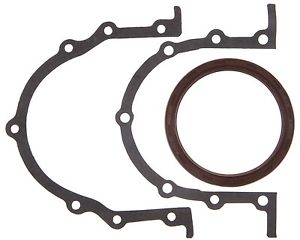 high temperature Engine Main Bearing Gasket Set fits 1981-1992 Plymouth Colt Reliant Voyage