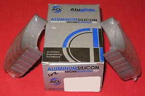 high temperature ACL 4M1149A-.25 Aluglide Main Bearings Mitsubishi Dodge 6G72 3000GT GTO Stealth