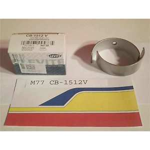 high temperature Clevite / Mahle CB-1512V-10 Rod Bearing BOX OF 1, FITS CHRYSLER PRODUCTS V8