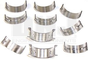 high temperature Engine Crankshaft Main Bearing Set DNJ MB105