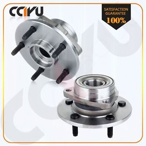 high temperature 2 Front Wheel Hub Bearing Fits DODGE RAM 1500 PICKUP 2000-2001 4WD ONLY 515038