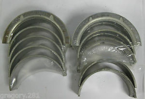 high temperature Sealed Power MS-481M 010 Connecting Rod Bearings Brand New 10PC MS481M