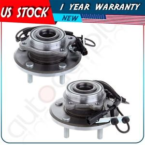 high temperature Set Of 2 Front Wheel Bearing and Hub Assembly for 08-10 Chrysler Town&Country