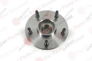 high temperature New Mevotech Wheel Bearing and Hub Assembly, H515084