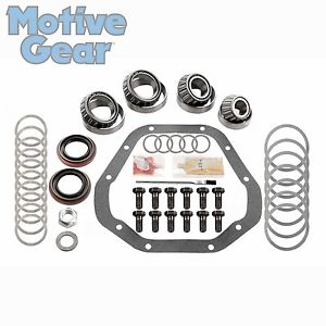 high temperature Motive Gear Performance Differential RA29RMK Master Bearing Kit