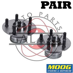 high temperature Moog New Replacement Complete Rear Hub Bearing Pair For PT Crusier Neon