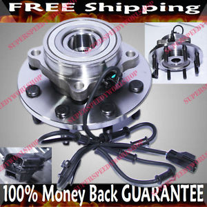 high temperature Front Wheel Hub Bearing for 2003-2005 Dodge RAM 2500/3500 8LUG 4WD ONLY 515061