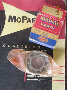 high temperature NOS MOPAR Output Bearing Standard Transmission 1940-1957 694770 Dodge Desoto Ply