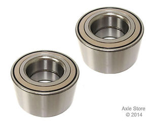 high temperature 2 New Front Wheel Bearings for 00-01 Neon, 01-02 PT Cruiser 510057 Free Shipping