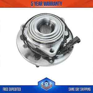 high temperature Front Left or Right Wheel Hub Bearing 3.7 4.7 5.7 L For Chrysler Dodge Durango