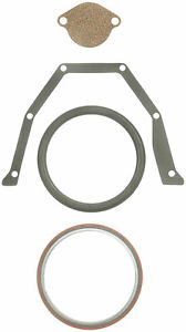 high temperature Fel-Pro BS40633 Rear Main Bearing Seal Set
