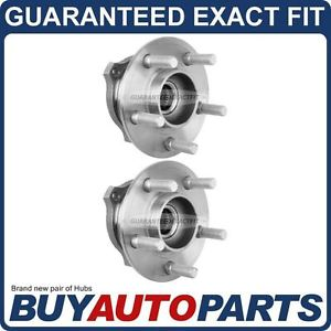high temperature PAIR  REAR LEFT & RIGHT WHEEL HUB BEARING ASSEMBLY FOR DODGE & CHRYSLER