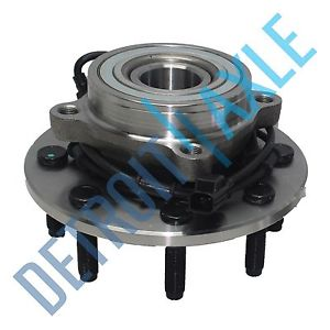 high temperature New FRONT Driver or Passenger Wheel Hub Bearing SRW w/ ABS – 4WD