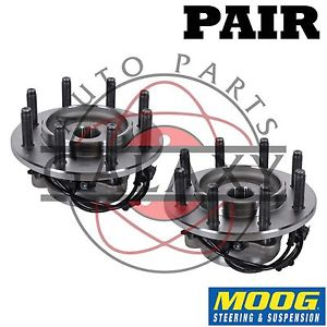 high temperature Moog New Front Wheel  Hub Bearing Pair For Ram 1500 2500 3500 4WD AWD 06-08