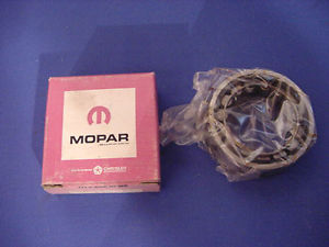 high temperature 1969-70-71 MOPAR PLYMOUTH DODGE AXLE SHAFT BEARINGS PT# 2852949 8 1/4 REAR END