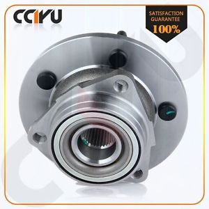 high temperature Front Wheel Hub Bearing Fits DODGE RAM 1500 PICKUP 2000-2001 4WD ONLY 515038