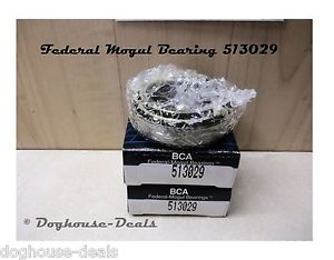 high temperature FEDERAL MOGUL BEARING + RACE SET, 513029, FREE US SHIP