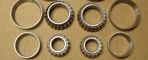 high temperature 58 59 60 61 62 63 64 65 66 DODGE PICK UP 1/2 ton TRUCK FRONT WHEEL BEARINGS