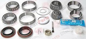 high temperature New National Axle Differential Bearing and Seal Kit, RA331