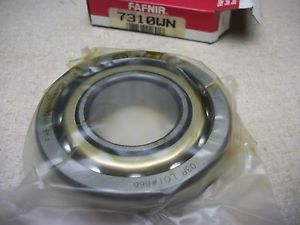 high temperature Fafnir 7310 WN Bearing