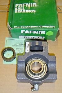 high temperature Fafnir Ball Bearing RTU 1 Industrial Duty Self-Locking Collar Flange RTU1