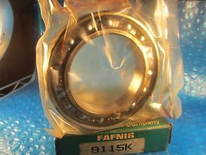 high temperature Fafnir 9115K, 9115 K,  Single Row Radial Bearing