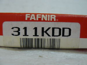 high temperature  FAFNIR 311KDD BALL BEARING