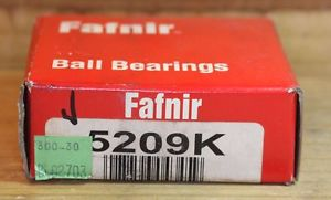 high temperature FAFNIR BEARING 5209K