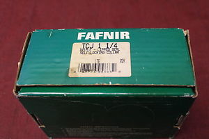 high temperature TCJ1 1/4 FAFNIR New Ball Bearing Flange Unit New