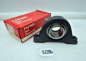 high temperature Fafnir RAK 1-15/16 Pillow Bock Bearing (Inv.32286)