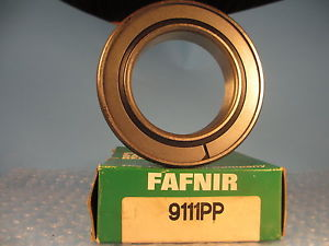 high temperature Fafnir 9111PP, 9111 PP, Single Row Radial Bearing