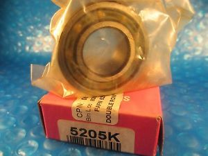high temperature Fafnir 5205K, 5205 K, Double Row Bearing,