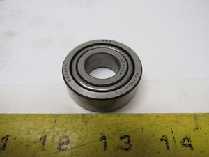 high temperature Fafnir Timken 5203KN Double Row Angular Contact Bearing 17mm Bore 40mm OD
