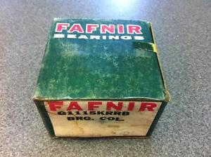 high temperature FAFNIR G1115KRRB-BRG-COL Bearing –  IN BOX