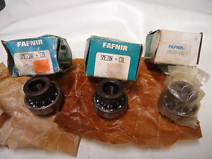 "high temperature Fafnir SME20K + COL Insert Bearing ""Lot of three – New"""