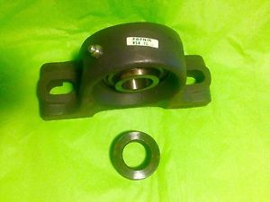 high temperature Timken (Fafnir)  RSA 1 1/4 Pillow Block Ball Bearing Unit- Two Bolt Base