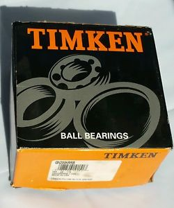 high temperature Timken GN200KRRB wide inner ring ball bearing w/ collar