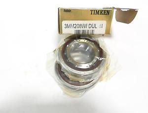high temperature TIMKEN BALL BEARING SUPER PERCISION  3MM208WIDUL NIB