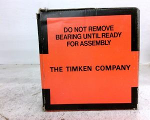 high temperature TIMKEN BALL BEARING CUP SINGLE 6-5/16IN OD Y32021X