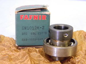high temperature  Fafnir Timken SM1012K2 Collar S1012K2 Wide Inner Ring Ball Bearing
