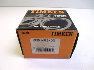 high temperature TIMKEN GC1203KRRB+COL DEEP GROOVE BALL BEARING MANUFACTURING CONSTRUCTION