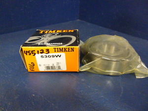 high temperature Timken 5309W Double Row Ball Bearing Made In The USA
