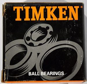 high temperature New Timken Ball Bearings 206PPG Z3 FS50000