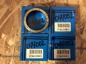 high temperature 4-Timken Ball roller bearing cup, NOS, free shipping, 30 day warranty