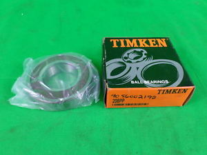 high temperature Timken 208PP Radial Deep Groove Ball Bearings